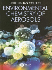 Environmental Chemistry of Aerosols
