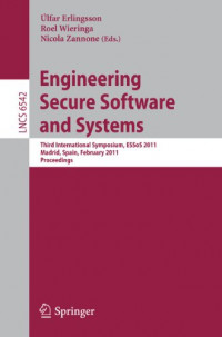 Engineering Secure Software and Systems: Third International Symposium
