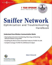 Sniffer Pro Network Optimization and Troubleshooting Handbook