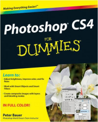 Photoshop CS4 For Dummies (Computer/Tech)