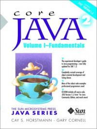 Core Java 2, Volume 1: Fundamentals (5th Edition)