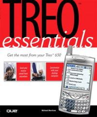 Treo Essentials (Que Paperback)