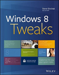 Windows 8 Tweaks