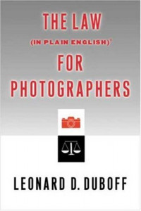 The Law, In Plain English, For Photographers