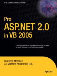 Pro ASP.NET 2.0 in VB 2005