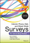 Internet, Phone, Mail, and Mixed-Mode Surveys: The Tailored Design Method