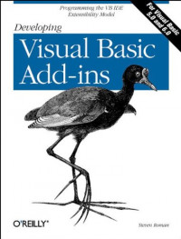 Developing Visual Basic Add-ins: The VB IDE Extensibility Model
