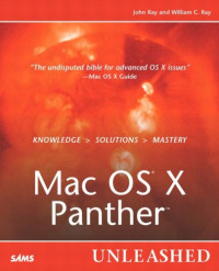 Mac OS X Panther Unleashed (3rd Edition)