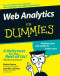 Web Analytics For Dummies (Computers)