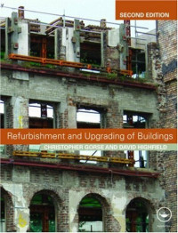 Refurbishment and Upgrading of Buildings: .