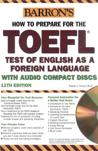 How to Prepare for the TOEFL with Audio CDs