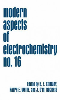 Modern Aspects of Electrochemistry 16