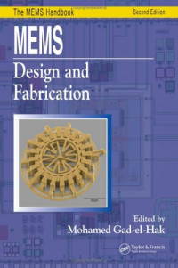 MEMS: Design and Fabrication (Mechanical Engineering)