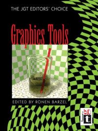 Graphics Tools---The jgt Editors' Choice