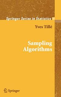 Sampling Algorithms (Springer Series in Statistics)