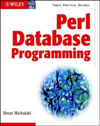 Perl Database Programming