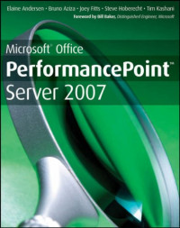Microsoft Office PerformancePoint Server 2007