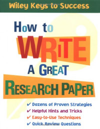 Make research paper