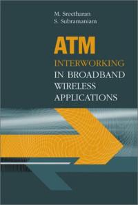 ATM Interworking in Broadband Wireless Applications