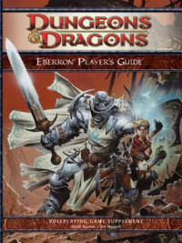 Eberron Player's Guide: A 4th Edition D&D Supplement