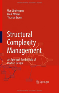 Structural Complexity Management: An Approach for the Field of Product Design