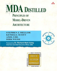 MDA Distilled (Addison-Wesley Object Technology Series)