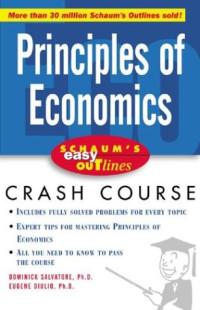 Schaum's Easy Outline of Principles of Economics