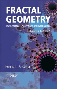 Fractal Geometry: Mathematical Foundations and Applications