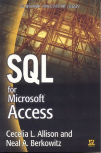 SQL for Microsoft Access (Wordware Applications Library)