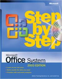 Microsoft Office 2003 Step by Step
