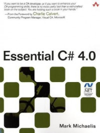 Essential C# 4.0 (3rd Edition) (Microsoft .NET Development Series)