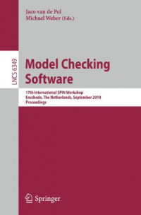 Model Checking Software: 17th International SPIN Workshop, Enschede, The Netherlands