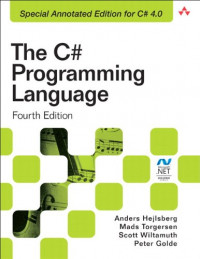 C# Programming Language (Covering C# 4.0), The (4th Edition)