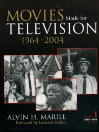 Movies Made for Television: 1964-2004 (5 Volume Set)