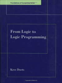 From Logic to Logic Programming (Foundations of Computing)