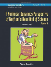 A Nonlinear Dynamics Perspective of Wolfram's New Kind of Science