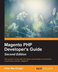 Magento PHP Developer's Guide - Second Edition
