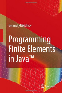 Programming Finite Elements in Java
