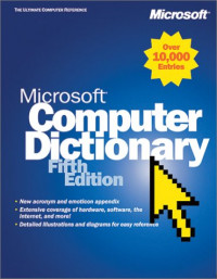 Microsoft Computer Dictionary, Fifth Edition