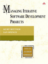 Managing Iterative Software Development Projects (Addison-Wesley Object Technology)