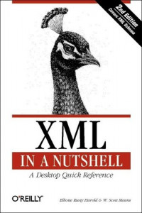 XML in a Nutshell, 2nd Edition