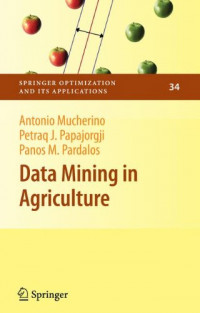 Data Mining in Agriculture (Springer Optimization and Its Applications)