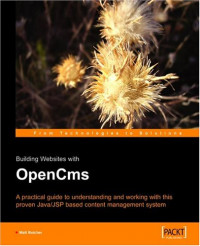 Building Websites with OpenCms