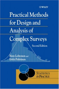 Practical Methods for Design and Analysis of Complex Surveys (Statistics in Practice)