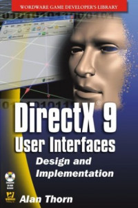 DirectX9 User Interfaces: Design and Implementation