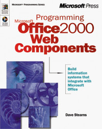 Programming Microsoft Office 2000 Web Components