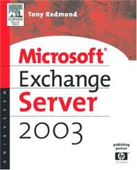 Microsoft Exchange Server 2003 (HP Technologies)