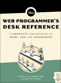 The Web Programmer's Desk Reference