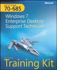 MCITP Self-Paced Training Kit (Exam 70-685): Windows 7, Enterprise Desktop Support Technician
