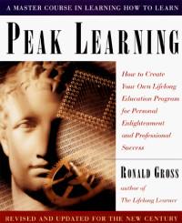 Peak Learning